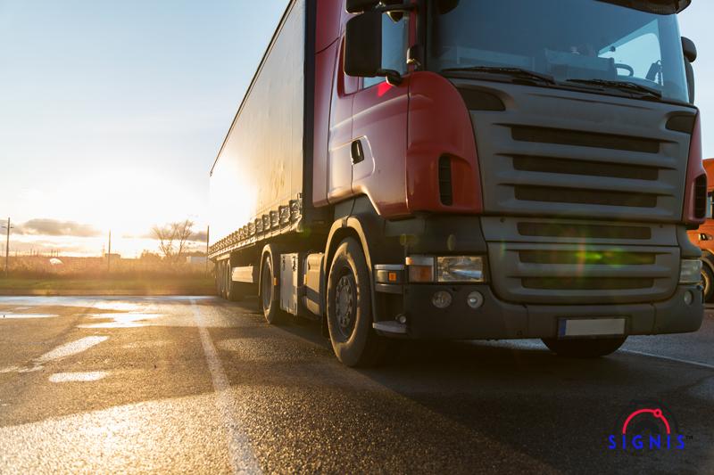 Trucking GPS System